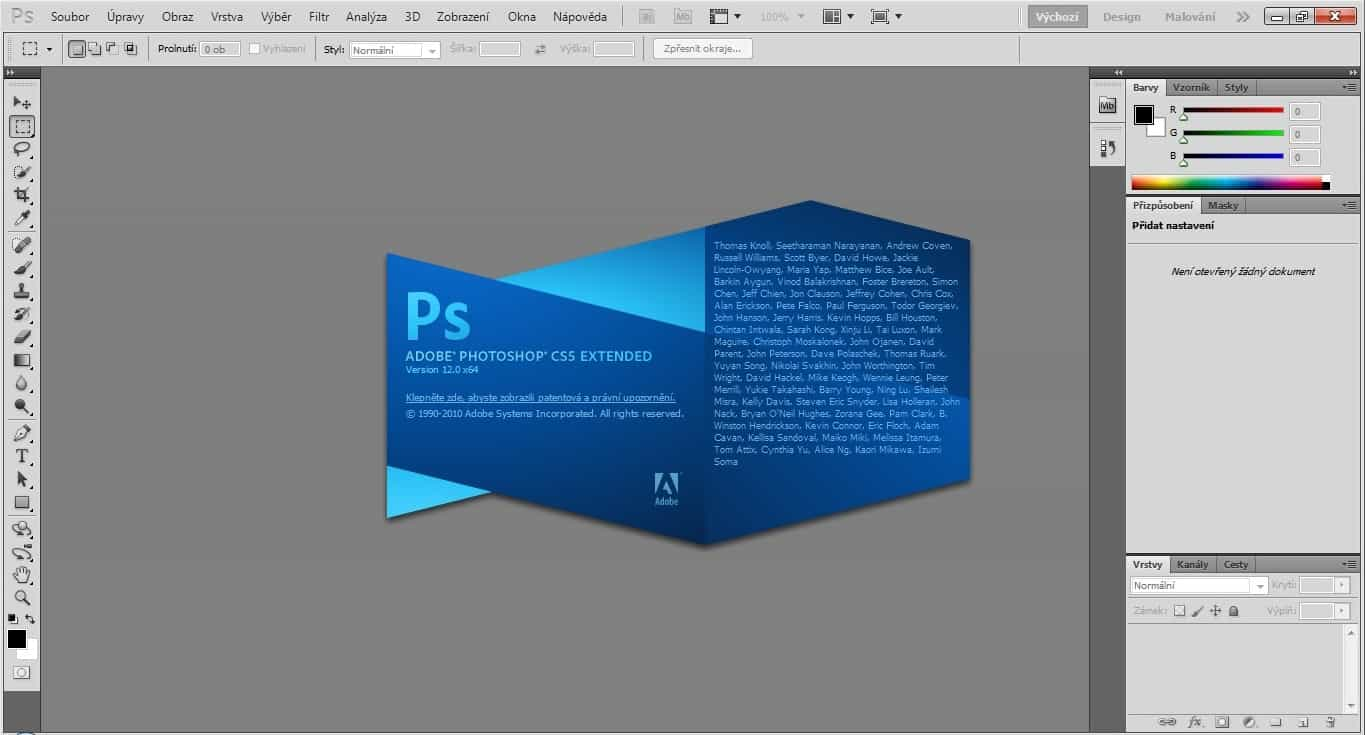 photoshop cs5 camera raw update is not applicable