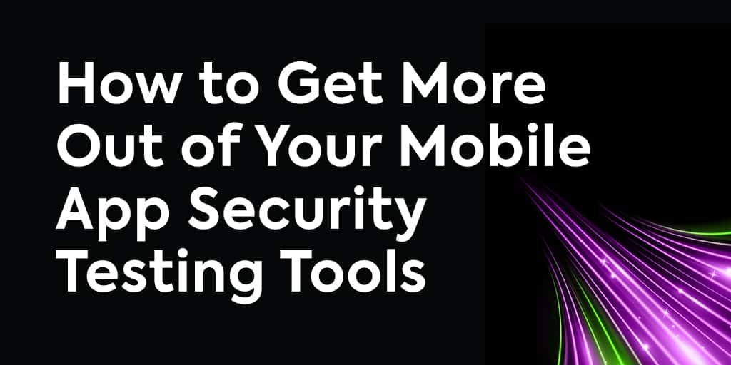 mobile application security testing infosec