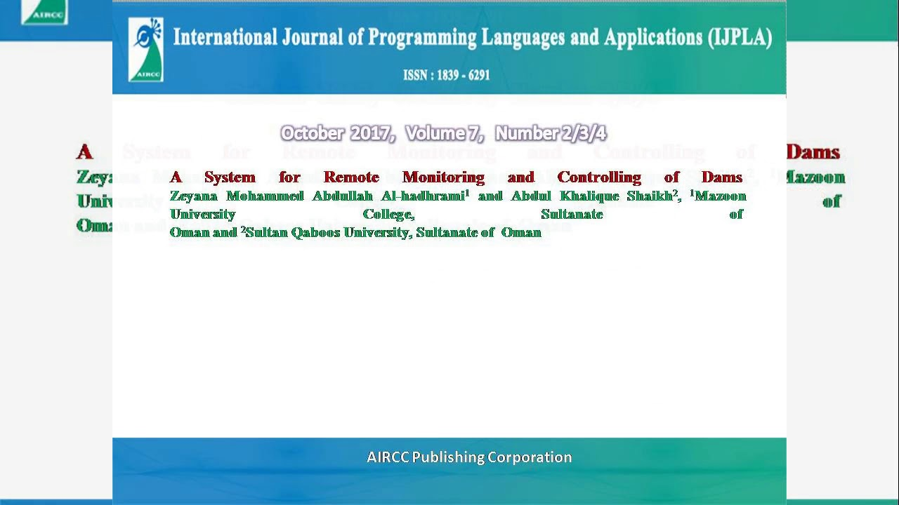 international journal of chemtech applications