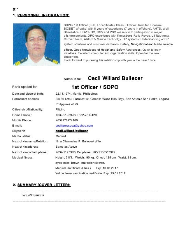 example of application letter for engine cadet