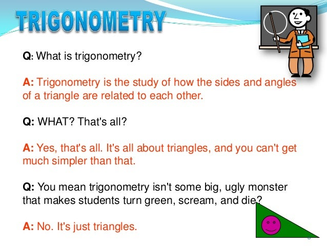 real life application of trigonometry interactive